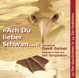 """CD von Gerd Geiser und Ulli Torspecken: """"Ach Du lieber Schwan"""""""