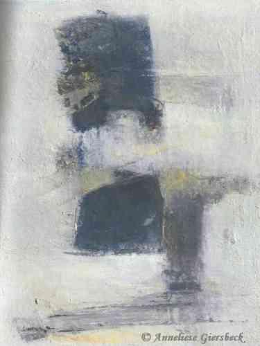 Anneliese Giersbeck, Öl auf Leinwand, 60 x 80 cm