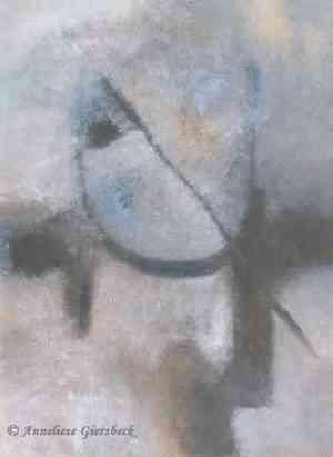 Anneliese Giersbeck, Öl auf Leinwand, 100 x 135 cm