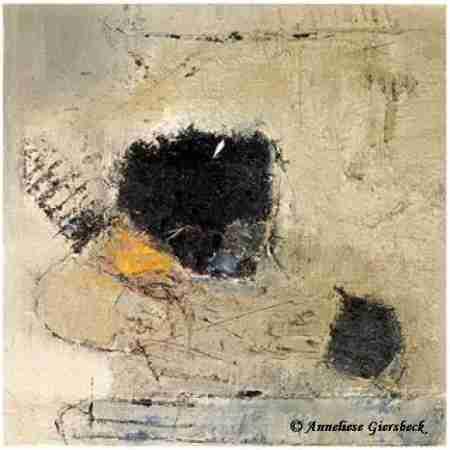 Anneliese Giersbeck, Öl auf Leinwand, Galerie Anders